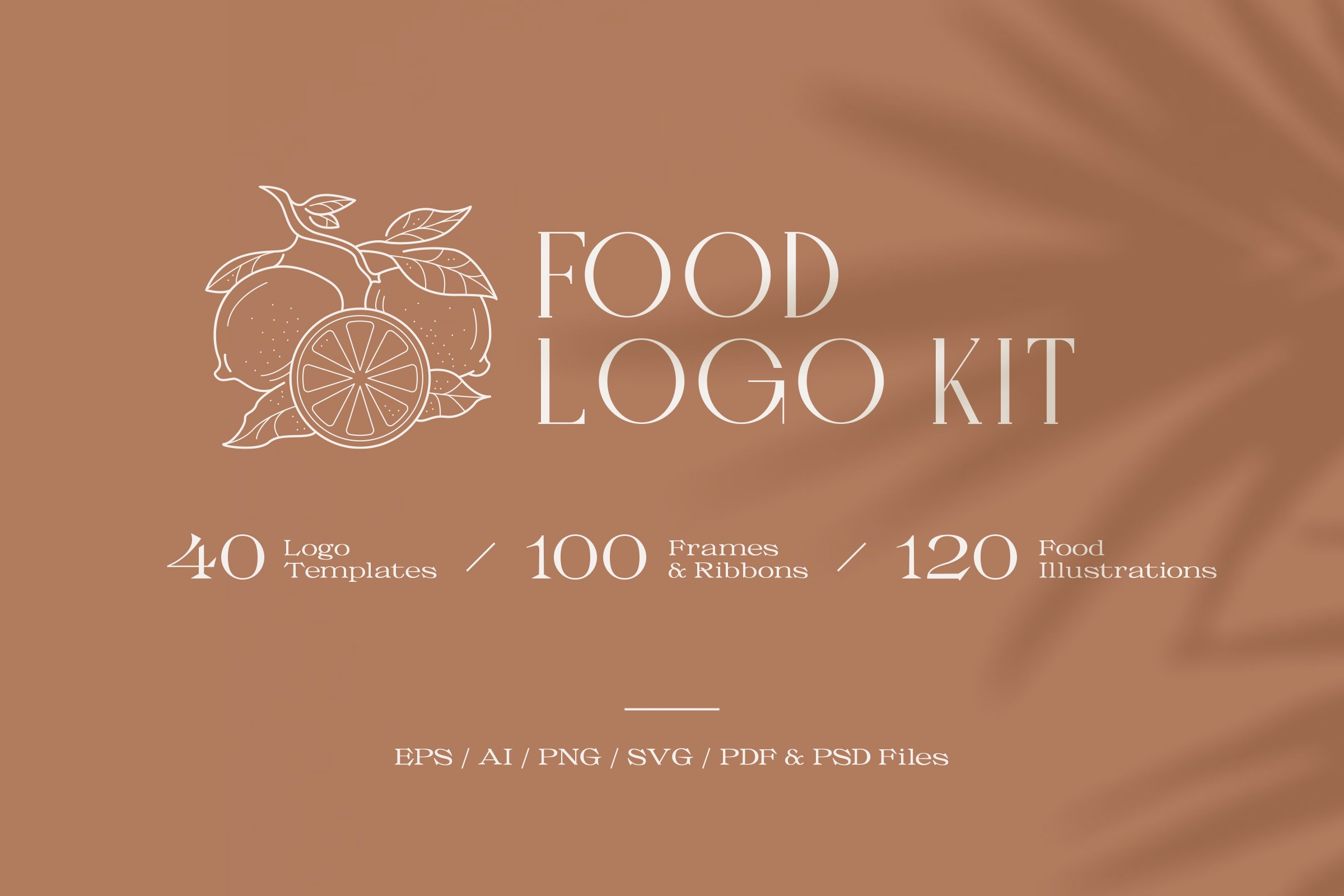 Food Logo Kit