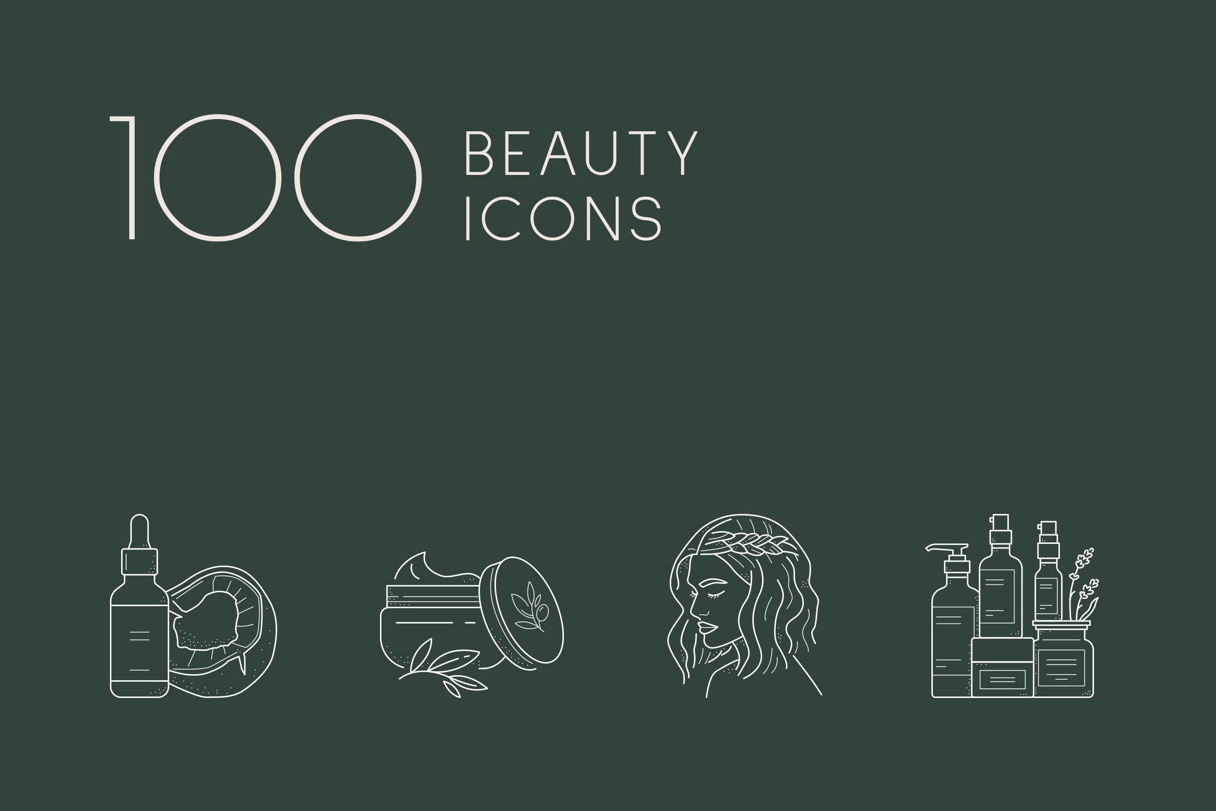 Beauty Logo Kit